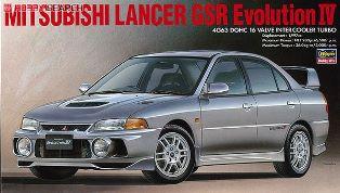 Автомобиль MITSUBISHI LANCER GSR EVOLUTION IV