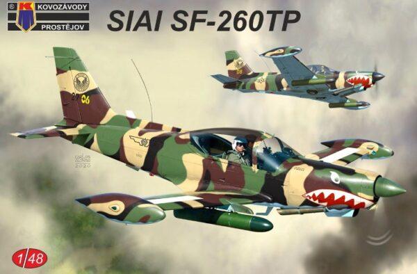 "SIAI SF-260TP ""Light Attacker"""